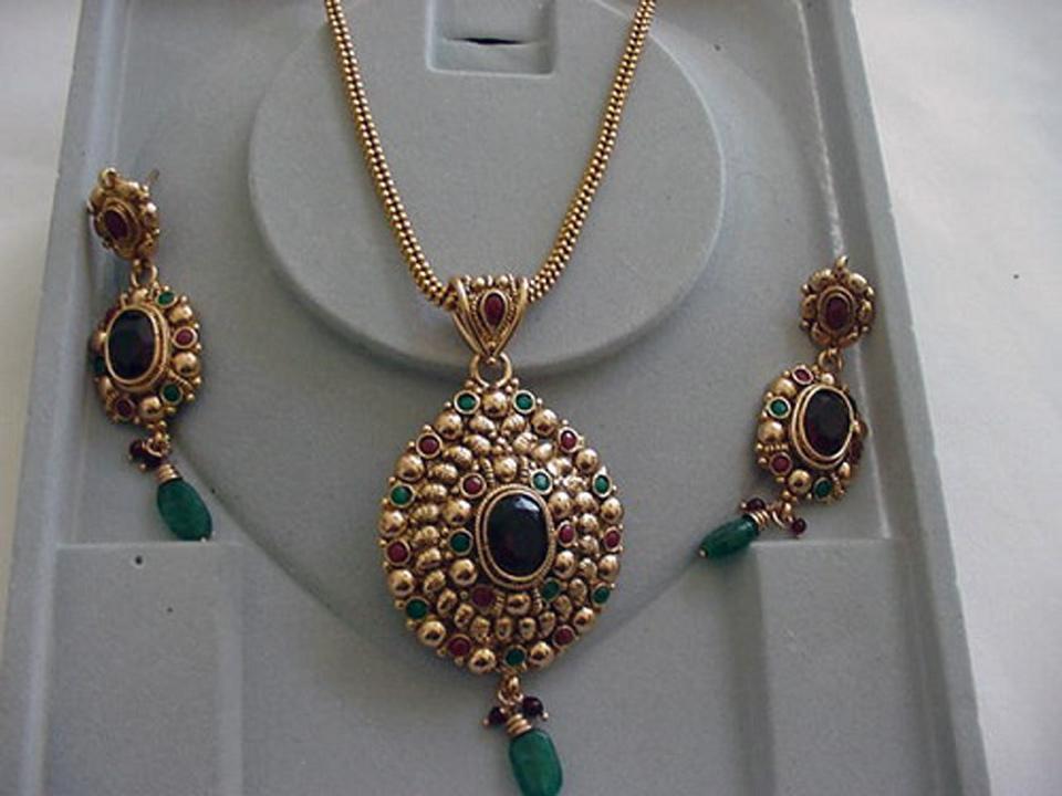 20 Gram Gold Necklace Designs Chain - Inofashionstyle.com
