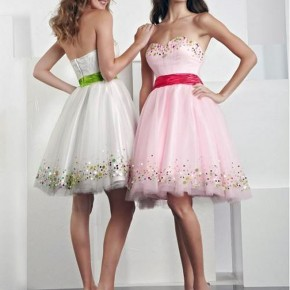 8th Grade Graduation Dresses 2014 Pictures