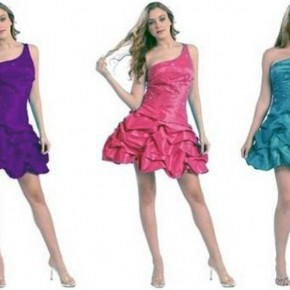 8th Grade Graduation Dresses With Straps Pictures