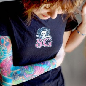 Arm Sleeve Fake Tattoo Women Pictures