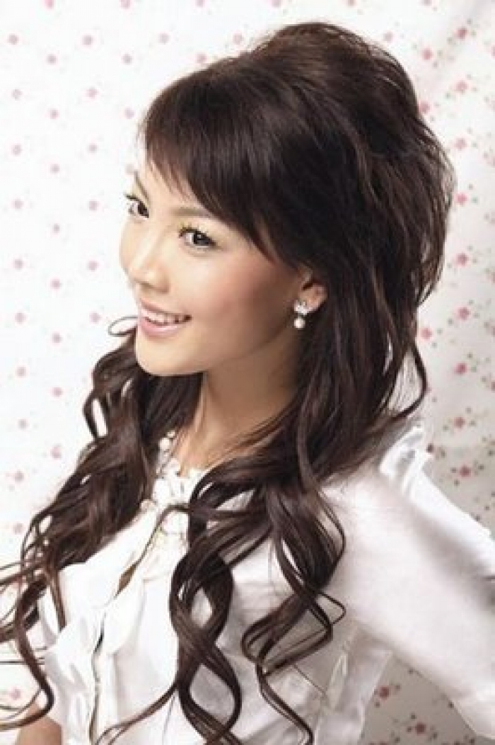 Asian Fashion Hairstyles Fashion Populer Today Korean Short Hairstyles For Women 2012 143