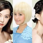 Asian Hairstyles Semi Long Hair Collection Pictures
