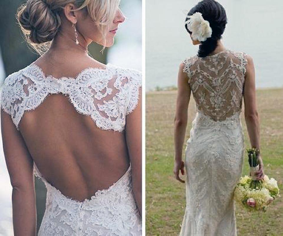 Backless Wedding Dresses 20131