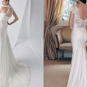 Backless Wedding Dresses Designers1 Pictures