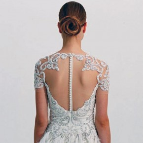 Backless Wedding Dresses Vera Wang1 Pictures