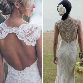 Backless Wedding Gown Sydney Pictures