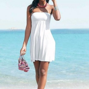 Beach Dress White Designs Pictures