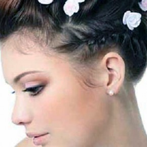 Beach Themed Wedding Hairstyles Ideas Pictures