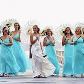 Beach Wedding Bridesmaid Dresses 2013 Pictures