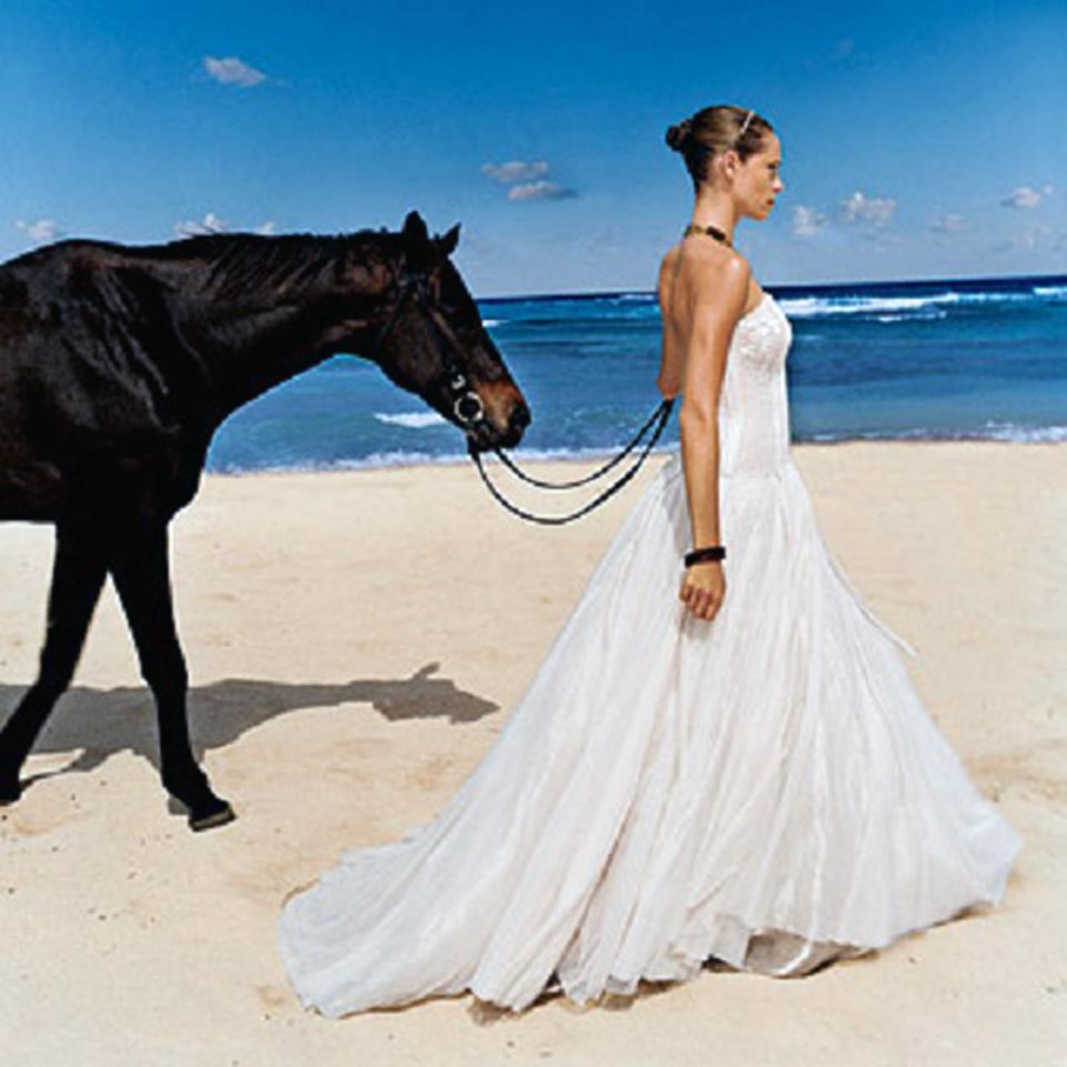 Beach Wedding Dresses Designs