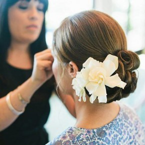 Beach Wedding Hairstyles Flowers 2013 Pictures