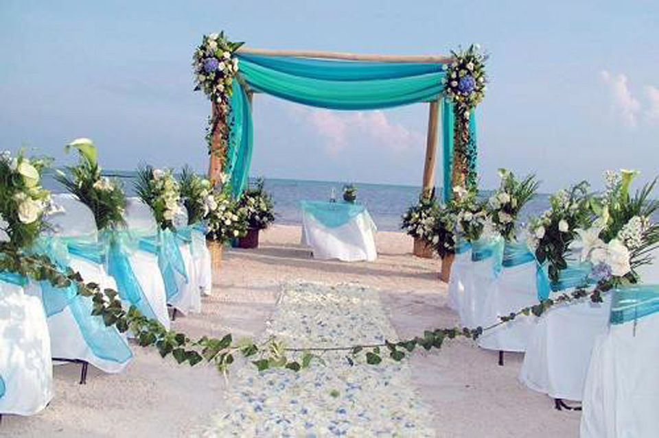 Beach Wedding Ideas 2017 Pictures