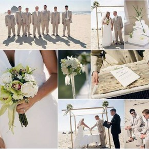 Beach Wedding Ideas Diy Pictures