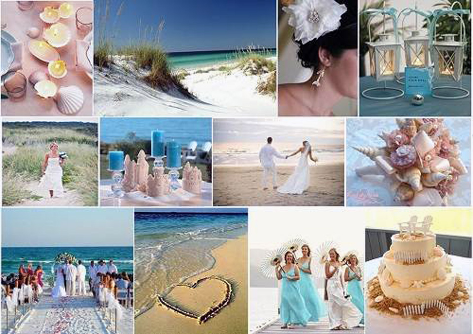 Beach Wedding Ideas On A Budget - Inofashionstyle.com