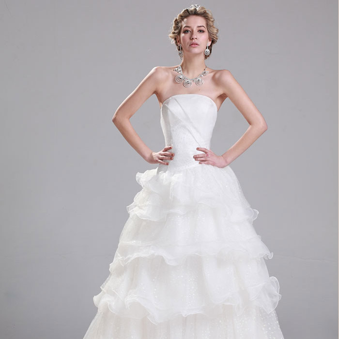 Beautiful and stylish princess wedding dresses cheap for Cheap but beautiful wedding dresses