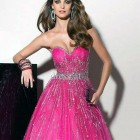 Beautiful Sparkly Prom Dresses Pink Pictures