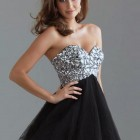 Beautiful Sparkly Prom Dresses Short Pictures
