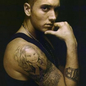 Best Eminem Tattoo Artist Collection Pictures