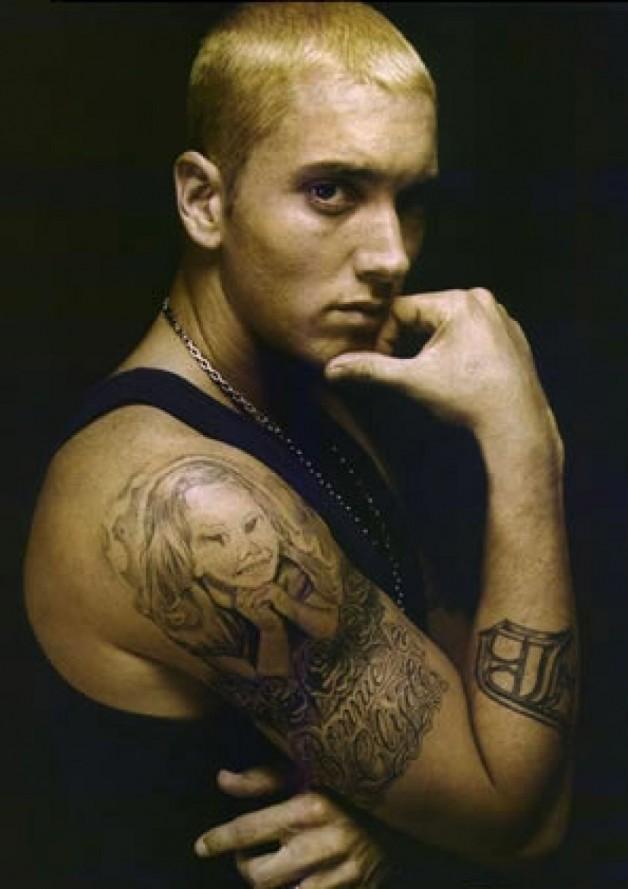 Best Eminem Tattoo Artist Collection