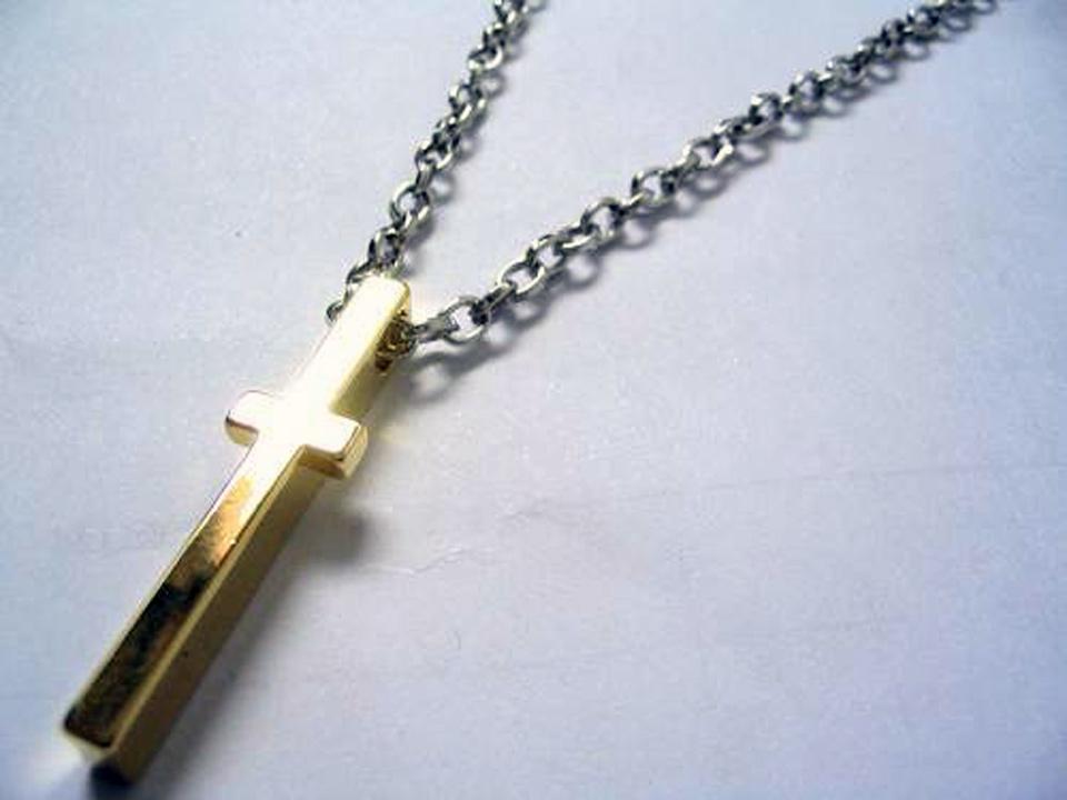 Big Chain For Men Cross