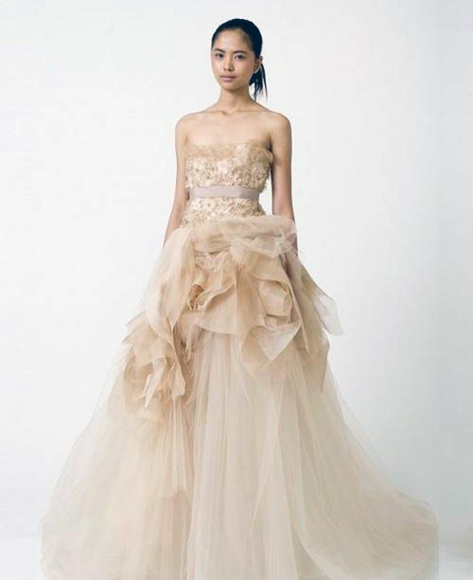Big Puffy Prom Dresses Blush