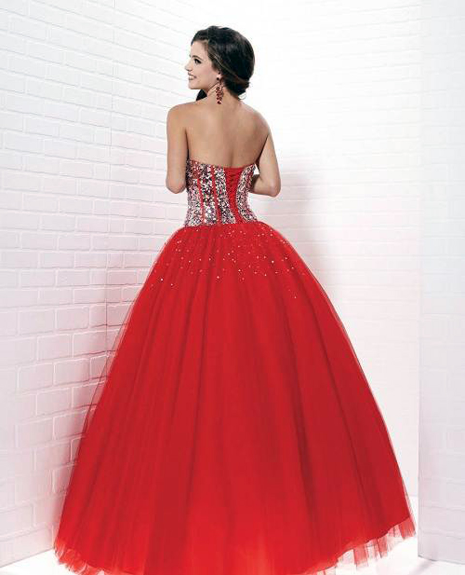 Big Puffy Prom Dresses Ideas - Inofashionstyle.com