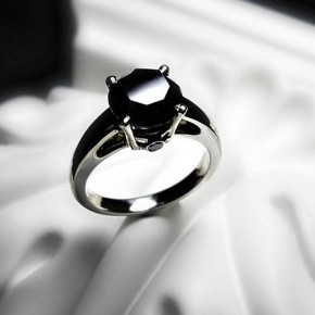 Black Diamond Rings Prices Pictures