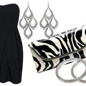 Black Dress Accessories 2013 Pictures
