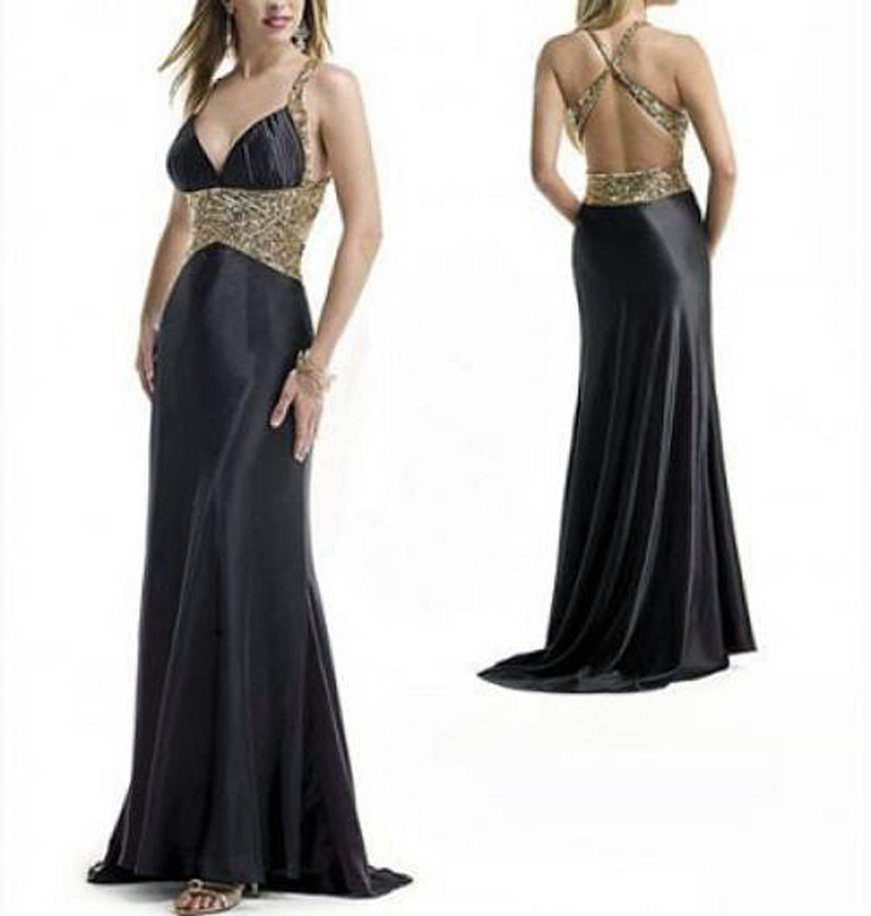 Black Evening Dresses 2013