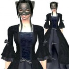 Black Gothic Dresses Styles Pictures
