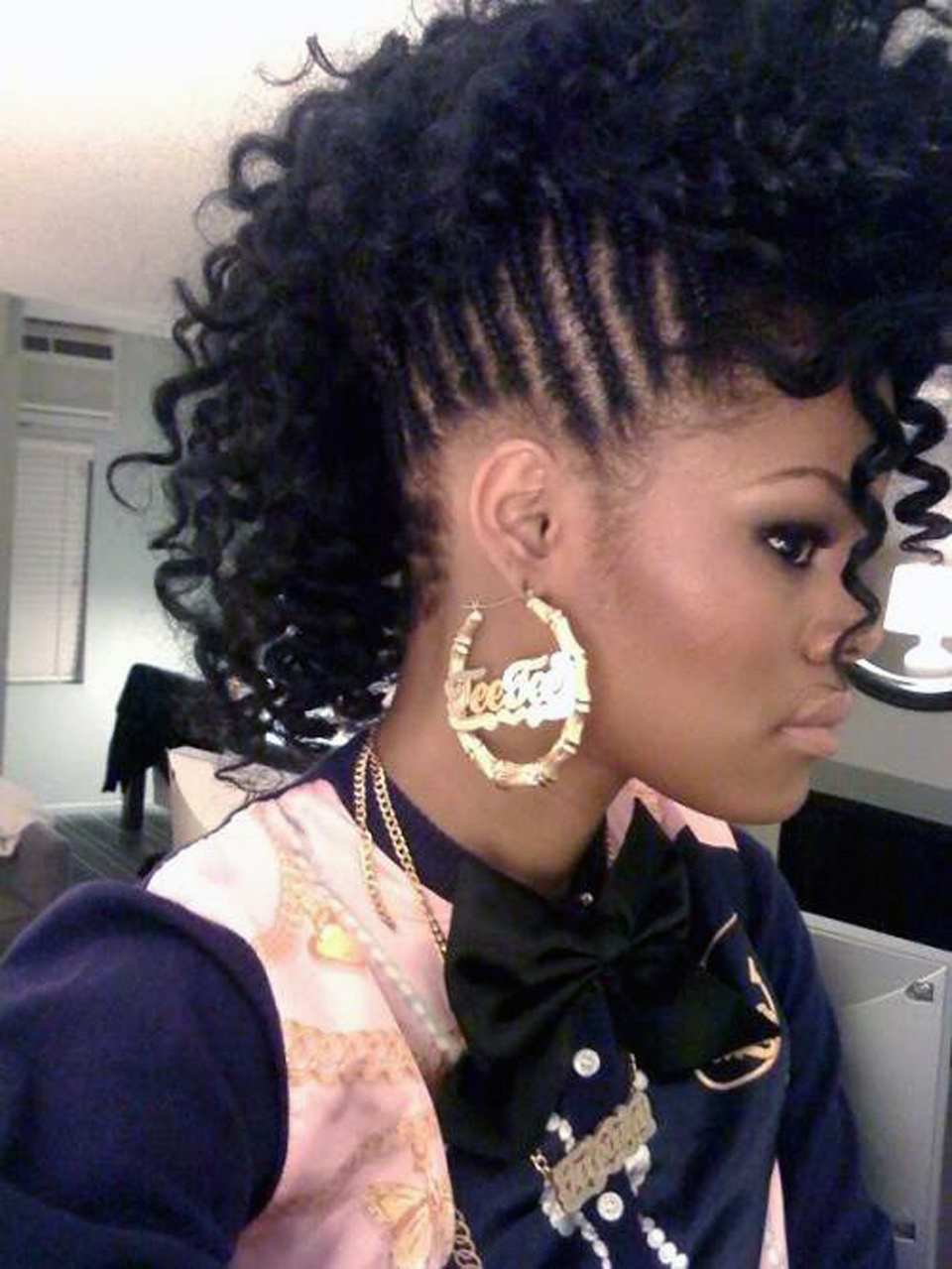 Black Hairstyle For Women Braids
