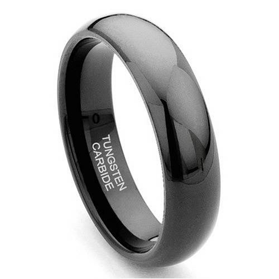 Woman 2013 Bands: Black Wedding Bands For Women