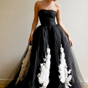 Black Wedding Dresses, Dark Wedding Dresses: Are You Ready?