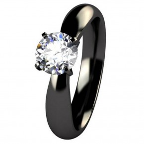 Black Wedding Rings For Women 2013 Pictures