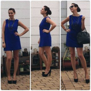 Blue Dress Outfit Pinterest Pictures