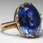 Blue Sapphire Rings For Men 2013 Pictures