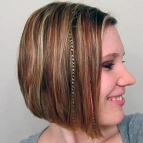 Bob Haircut Tapered Back Images Pictures
