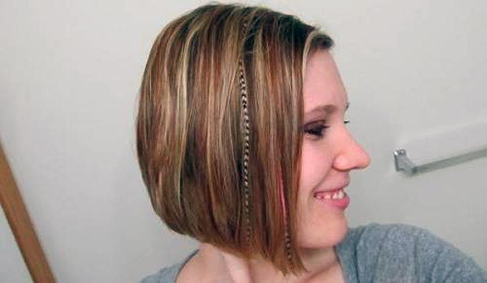 Bob Haircut Tapered Back Images