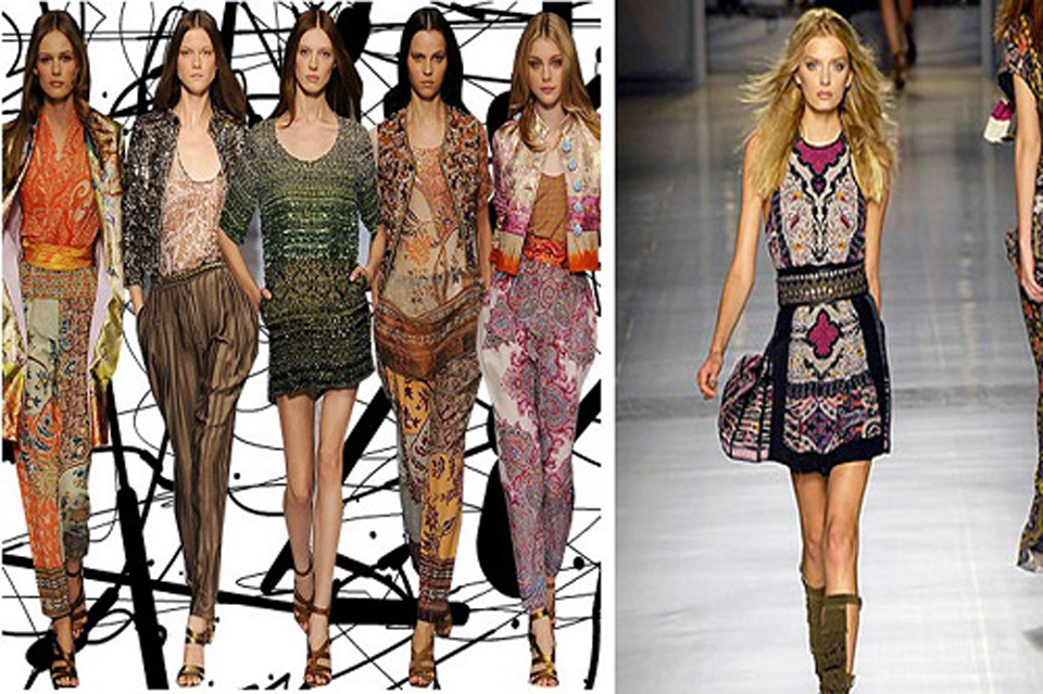 Bohemian Clothing Style Designs Pictures Fashion Gallery