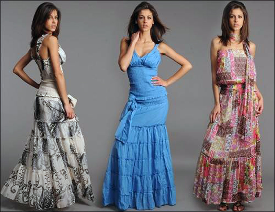 Bohemian Dresses For Girls Best