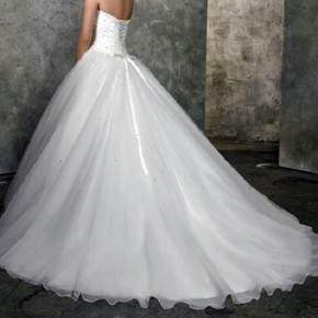 Bridal Dresses Princess Style Designs Pictures