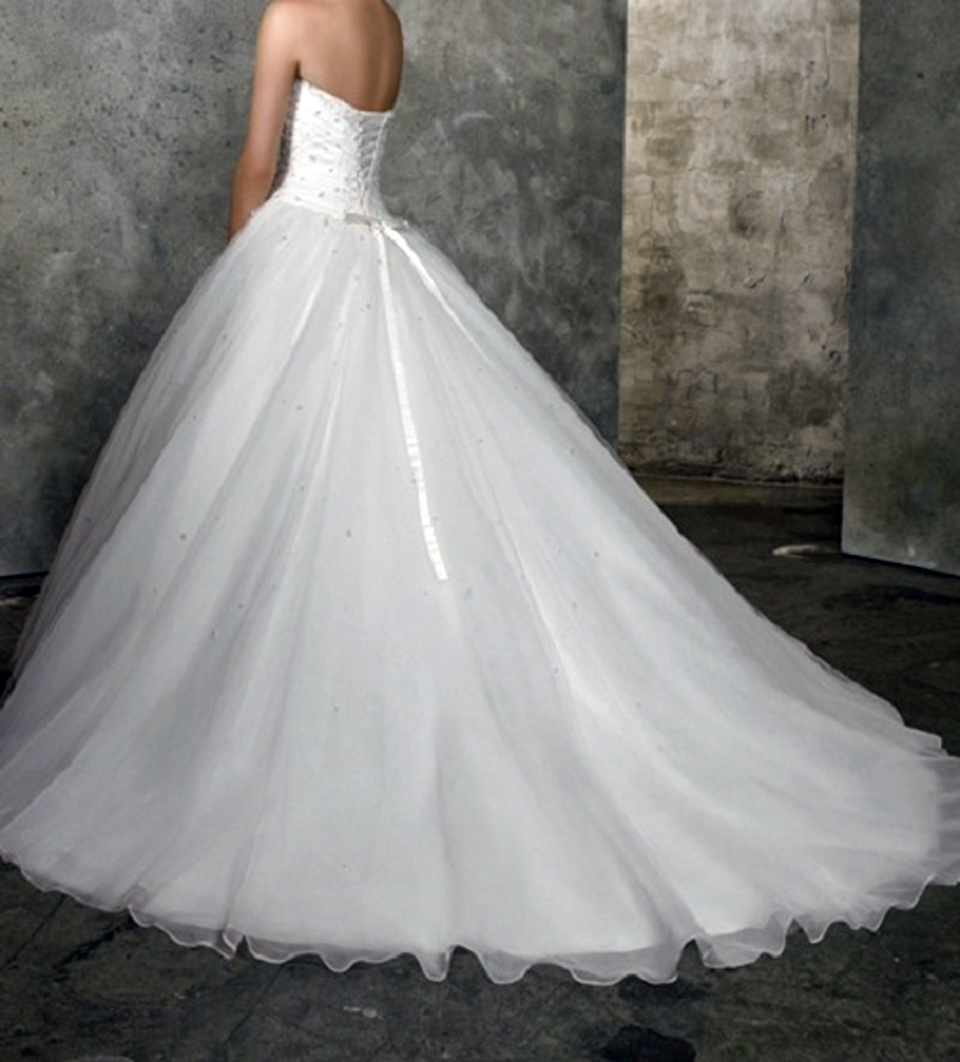 Bridal Dresses Princess Style Designs