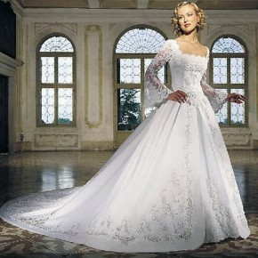 Bridal Dresses Princess Style Ideas Pictures