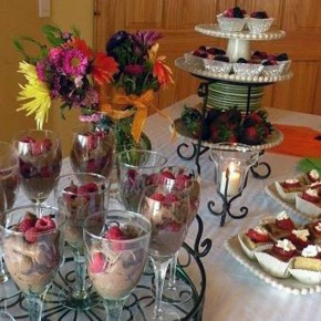 Bridal Shower Food Ideas Pictures