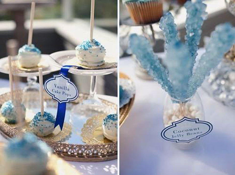 Bridal Shower Themes Blue Inofashionstyle Com
