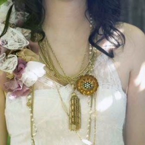 Bride Boho Hippy Chic Accessory Pictures