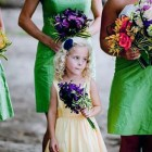 Bridesmaid Dresses Beach Wedding Ideas Pictures