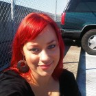 Bright Red Hair Dye 2013 Pictures