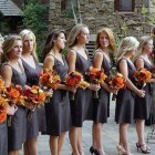 Brown Bridesmaid Dresses Under 100 Pictures