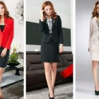 Business Attire For Women Skirt Pictures